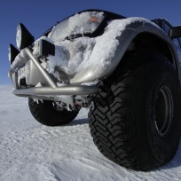 Raggys super truck Myvatn canon