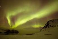 Northern lights Canon 5d