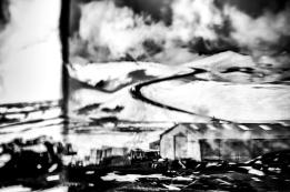 farm and roads leica
