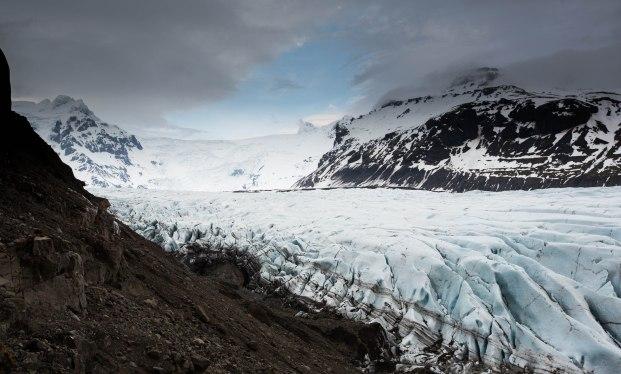 glacier - canon