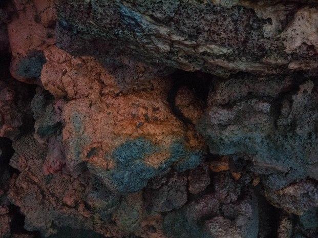 Lava field colours Canon